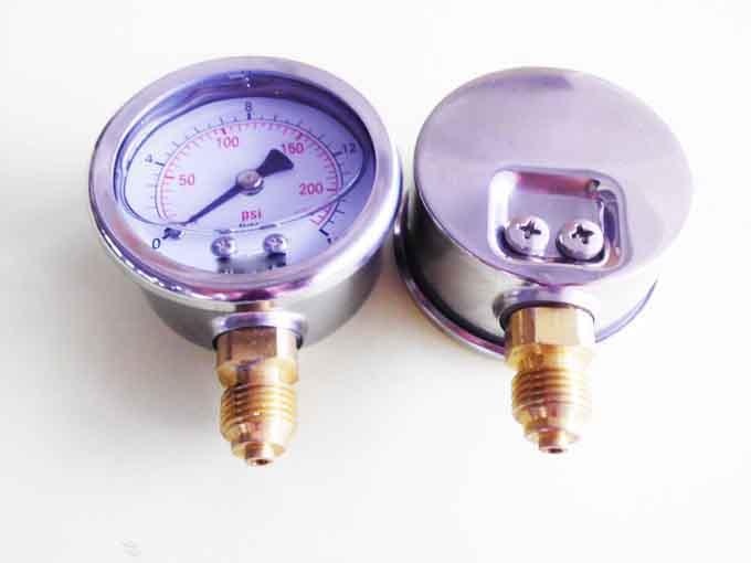 普通油壓表
