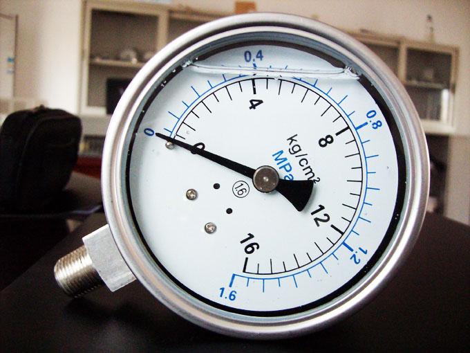 全不銹鋼壓力表1