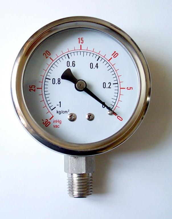 全不銹鋼壓力表5